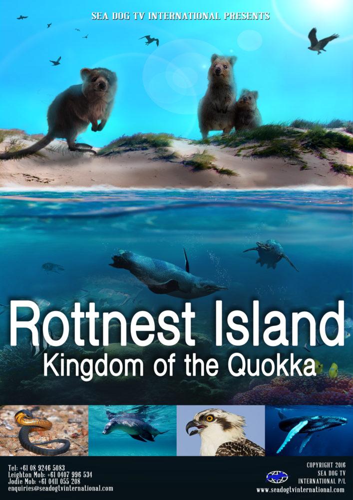 Rottnest Island Kingdom of the Quokka - Sea Dog TV